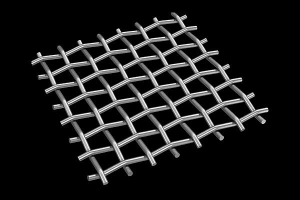 Acero inoxidable del acoplamiento de alambre prensado