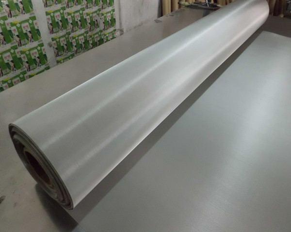 Tejido holandés malla metálica de acero inoxidable de tejido