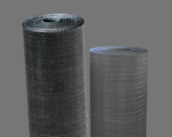 Malla metálica de acero al carbono
