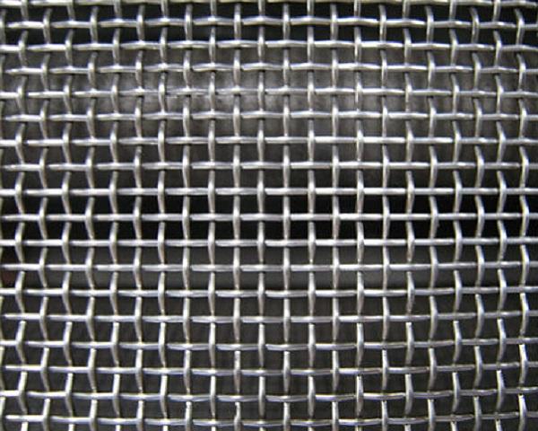 Mallas metálicas de Hastelloy