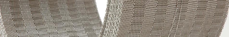 Tejido holandés inversa malla metálica de acero inoxidable